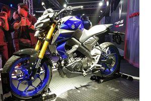 Naked bike Yamaha MT-15 2019 cập bến thị trường Việt, giục phái mạnh 'xuống tiền'