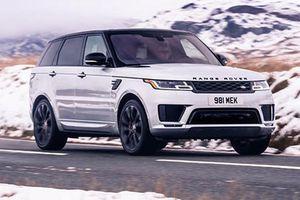 Chi tiết Range Rover Sport 2019 giá từ gần 1,6 tỷ đồng