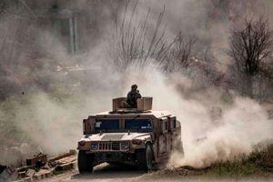 Syria căng như dây đàn trong chiến dịch hủy diệt thành trì cuối cùng của IS