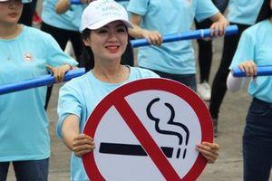 Phát động cuộc thi 'Vẽ tranh cổ động về phòng, chống tác hại của thuốc lá'