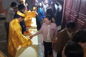 Lịch sử tục phát ấn Đền Trần ở Hà Trung có tự bao giờ?