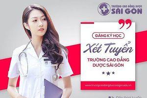 Tuyển sinh Cao đẳng Điều Dưỡng Sài Gòn chỉ cần tốt nghiệp THPT Quốc gia