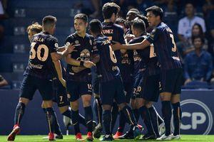 Xuân Trường dự bị, Buriram United thắng trận đầu tiên