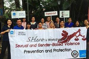 Chống bạo lực phụ nữ ở Thái Lan
