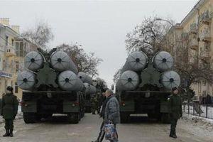 Thổ Nhĩ Kỳ cứng rắn về thỏa thuận mua hệ thống phòng thủ tên lửa S-400