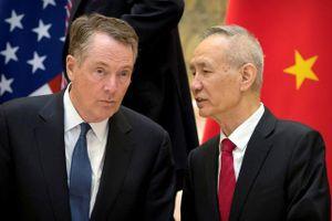 Phái đoàn thương mại Mỹ - Trung đàm phán ngày đêm, ăn đồ ăn nhanh tiết kiệm thời gian