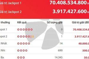 Kết quả Vietlott: Quảng Trị lần đầu đón 'tỷ phú Vietlott'