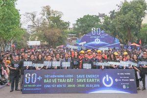 Khởi động Chiến dịch Giờ Trái đất 2019 cùng chuỗi hoạt động hưởng ứng