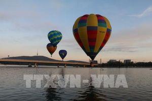 Mãn nhãn với lễ hội khinh khí cầu Canberra
