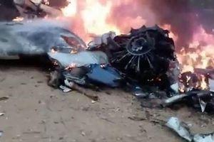 12 người thiệt mạng trong vụ tai nạn máy bay ở Colombia