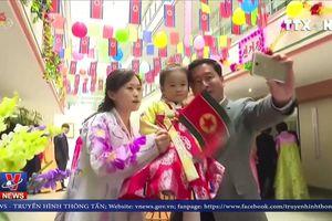 Triều Tiên tổ chức bầu cử quốc hội