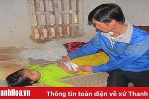 Nỗi đau của cô bé 5 năm chống chọi với bệnh hiểm nghèo