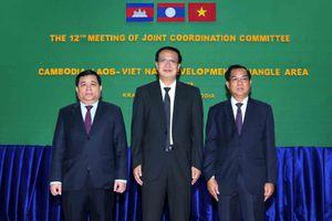 Khai mạc Hội nghị lần thứ 12 Ủy ban Điều phối chung Khu vực TGPT CLV