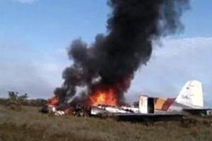 Rơi máy bay thương mại ở Colombia khiến toàn bộ hành khách thiệt mạng