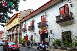 Độc đáo thành cổ Intramuros giữa lòng thủ đô của Philippines
