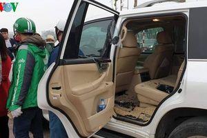 Nam thanh niên 'giả dạng' tài xế Grab để trộm cắp tại Hà Nội