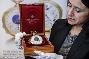 Cận cảnh chiếc đồng hồ trị giá 24 triệu USD
