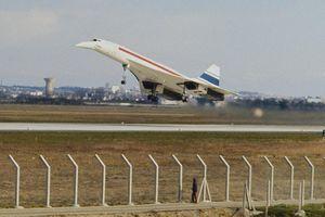 50 năm 'huyền thoại' Concorde