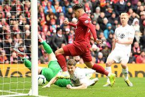 Firmino, Mane rủ nhau lập cú đúp, Liverpool lội ngược dòng hạ Burnley