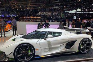 Cận cảnh siêu xe đắt nhất thế giới Bugatti La voiture Noire, giá 430 tỷ đồng