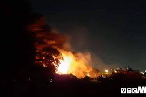 4 nhà xưởng cháy dữ dội ở TP.HCM: Xác định nguyên nhân ban đầu