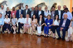 Việt Nam tham dự Hội thảo các nhà lãnh đạo văn hóa nghệ thuật lần thứ 6