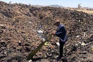 Nghi ngờ máy bay Boeing 737 Max 8 có sai sót kỹ thuật