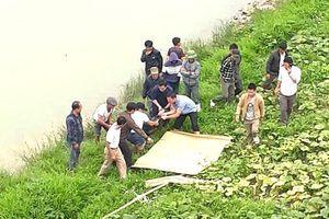 Thi thể nam thanh niên trôi trên sông Chu