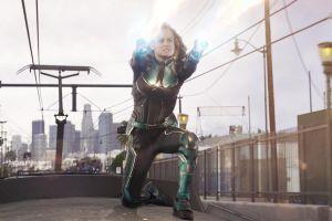 'Captain Marvel' oanh tạc phòng vé với 455 triệu USD sau ba ngày