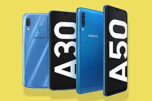 Samsung ra Galaxy A30 và A50 - từ 5,79 triệu, có công nghệ của S10