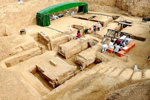 Phát hiện những bình đồng 2.000 năm tuổi chứa 'thuốc trường sinh'