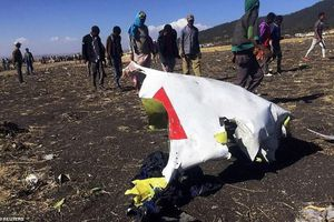 Trung Quốc tạm 'đắp chiếu' Boeing 737 Max sau vụ rơi máy bay Ethiopia