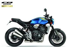 Honda CB1000R Tribute bản đặc biệt ra mắt nhân dịp kỷ niệm 50 năm dòng xe CB750