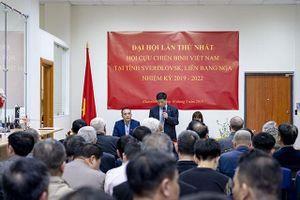Thành lập Hội Cựu chiến binh Việt Nam tại tỉnh Sverdlovsk (LB Nga)