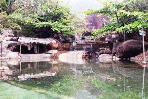 Tháo dỡ hạng mục trái phép tại khu du lịch Thủy Lâm Viên