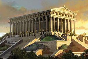 Số phận thê lương của ngôi đền nổi tiếng nhất thế giới cổ đại
