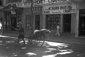 Loạt ảnh bất ngờ về phố Hàng Khay Hà Nội năm 1940