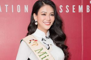 Hoa hậu Trái Đất Phương Khánh: Không thành công nào được trải hoa hồng
