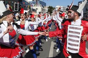 Lễ hội Carnival lớn nhất CH. Cyprus hút khách du lịch