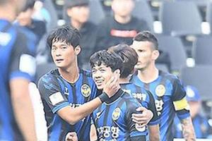 Công Phượng lập cú đúp cho Incheon United