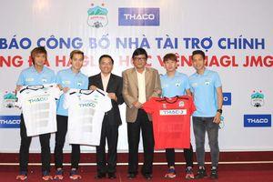 Có tài trợ 'khủng', CLB HAGL tự tin sẽ lấy lại ngôi vương V-League vào năm 2021