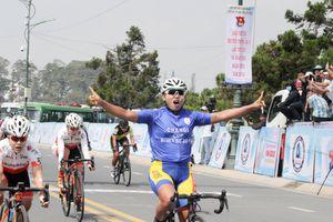 Giải xe đạp quốc tế Bình Dương 2019: Tay đua Thái Lan 'vô đối' ở nước rút