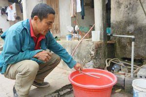 Thanh Hóa: Hơn 900 hộ dân ven sông Mã khốn khổ vì giếng khơi cạn nước