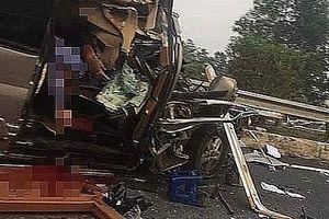 Tạm giữ hình sự tài xế xe Limousine gây tai nạn trên cao tốc Pháp Vân - Cầu Giẽ