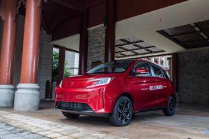 Ô tô điện Murni của Malaysia có tầm hoạt động 350 km