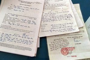Chủ tịch phường bán đất nghĩa trang trái phép đút túi hơn 1,9 tỷ đồng