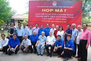 Gặp mặt Ban liên lạc cựu cán bộ Đoàn Thanh Niên (phía nam) tại TP.HCM