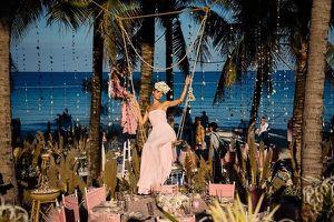 Choáng ngợp trước độ xa xỉ trong tiệc cưới của cặp tỷ phú Ấn Độ ở JW Marriott Phu Quoc