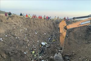 Vụ tai nạn máy bay thảm khốc tại Ethiopia: Indonesia đề nghị hỗ trợ điều tra