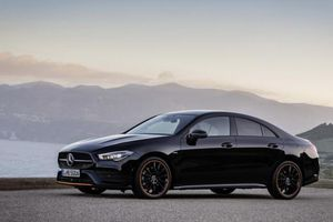 Mercedes-Benz CLA mới chính thức mở bán tại Anh, giá từ 926 triệu đồng